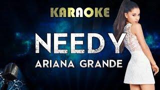 Ariana Grande - needy (Karaoke Instrumental)
