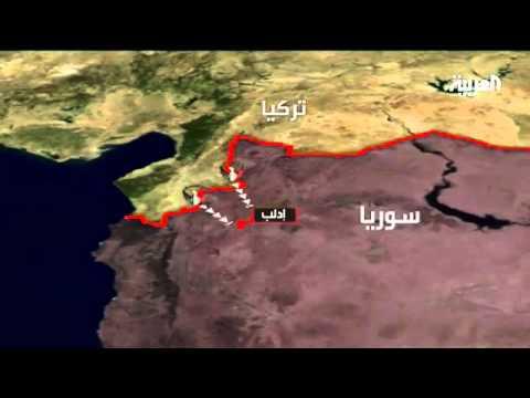 توتر على طول الحدود التركية السورية