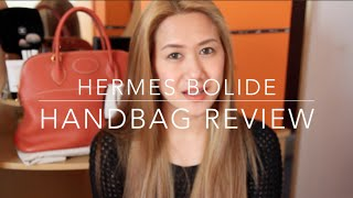 Handbag Review - Hermès Bolide 35cm
