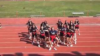 1617 SSGC 5A Cheering