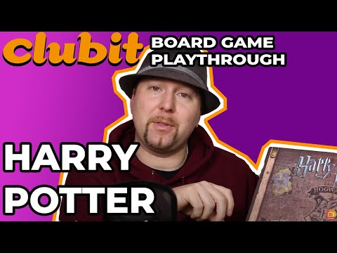 Hogwarts Battle + expansion playthrough/tutorial