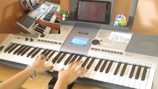 Darker Than Blood (Piano + Synth) Steve Aoki ft. Linkin Park