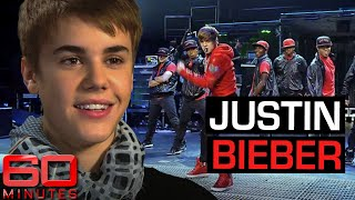 Early interview 17-year-old Justin Bieber | 60 Minutes Australia