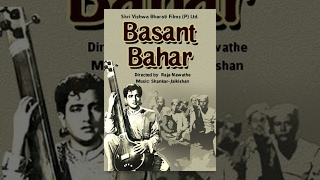Basant Bahar (1956) | Full Hindi Movie | Bharat Bhushan