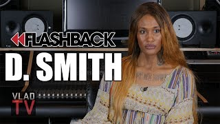 Flashback: Transgender Producer D. Smith Says LGBTQ Issues are Worldwide