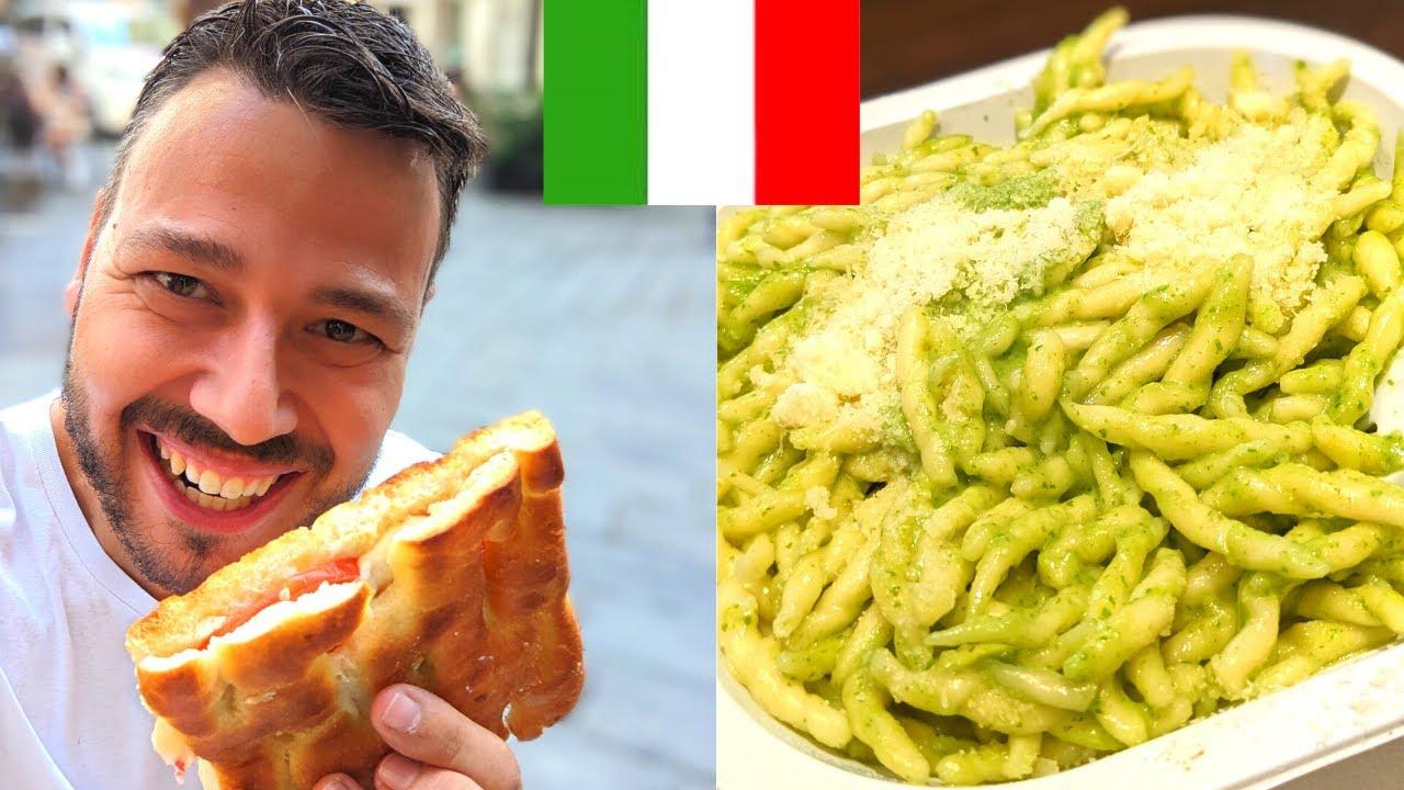 La MEILLEURE SANDWICHERIE est en ITALIE ? - VLOG 1192