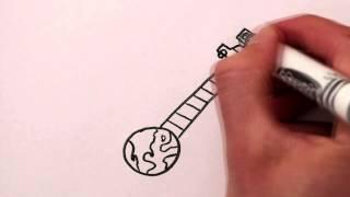 MinutePhysics - GPS и Теория относительности.