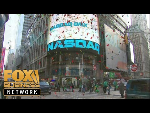 Record highs for the Dow, S&P 500 and NASDAQ