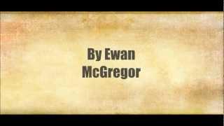 Your Song by Ewan McGregor - LYRICS