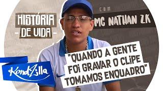 """A História dos MCs – MC Nathan ZK – """"Eu era costureiro, vendia tapete na rua"""""""