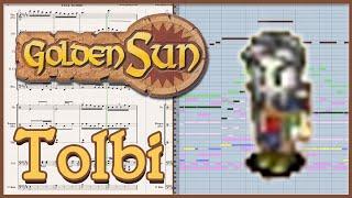 """New Arrangement: """"Tolbi"""" from Golden Sun (2001)"""