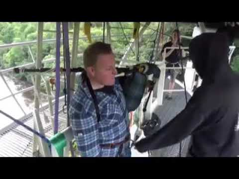 Legendary Bagpipe Bungee Jump
