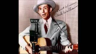 "Hank Williams Sr... ""You Win Again"" 1952 (with Lyrics)"