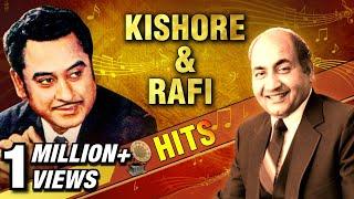 Mohammad Rafi & Kishore Kumar Hits   Best of Rafi & Kishore   Old Hindi Classic  Songs  