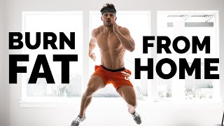 15 Minute FAT BURNING Full Body Workout