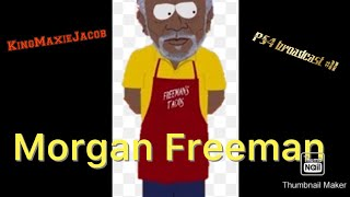 South Park The Fractured But Whole PS4 broadcast #11 MORGAN FREEMAN!!!!!!