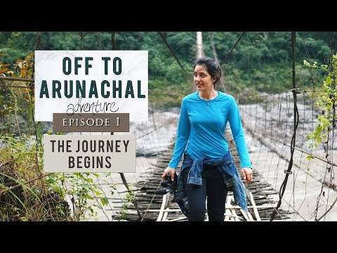 Download Ep 1| Travelling through North East India | Off To Arunachal | The Journey Begins | Pasighat HD Mp4 3GP Video and MP3