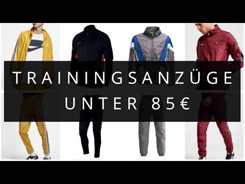 11 freshe Trainingsanzüge unter 83,95€!