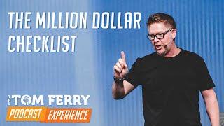 The Million Dollar Checklist | Tom Ferry