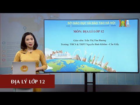 MÔN ĐỊA LÝ - LỚP 12 | BÀI 37: VẤN ĐỀ KHAI THÁC THẾ MẠNH Ở TÂY NGUYÊN | 16H00 NGÀY 27.04.2020
