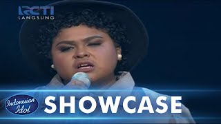 JOAN - RUNNIN (Naughty Boy ft. Beyonce  Arrow Benjamin) - SHOWCASE 1 - Indonesian Idol 2018