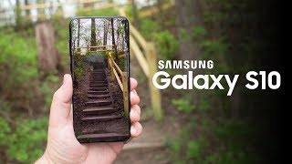 Samsung Galaxy S10 Plus Spotted
