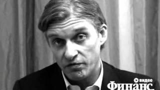 """Олег Тиньков """"О нелюбви к успешным людям"""""""