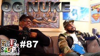 F.D.S #87 - OG NUKE ( HOME AFTER 31 YEARS ) - OPENS UP ABOUT CATCHING HIS FIRST BODY AT 13