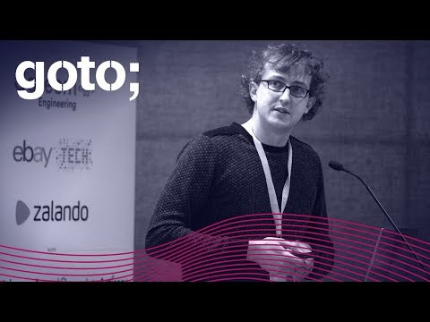 My talk about the Elm programming language at GOTO Berlin 2017