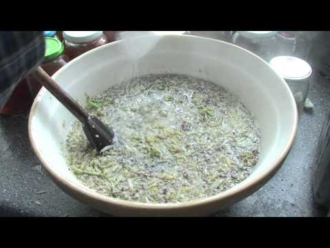 Video How to make elderflower cordial