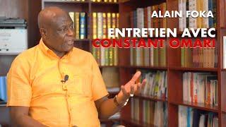 Entretien avec Constant Omari, Président par Intérim de la Caf et Vice Président de la FIFA