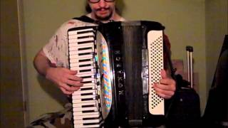 The Beatles - When I'm Sixty-Four [accordion cover]