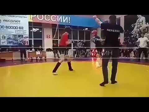 Кубок Республики Башкортостан по панкратиону видео