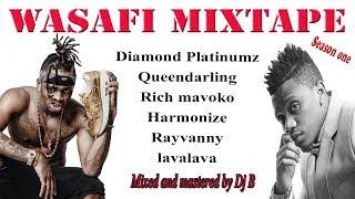 Wasafi mix-tape season 1 [Official Video ] Diamond RayvanyHarmonizeQueen MavokoWasafi tv