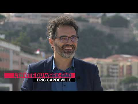 Weekend guest: Eric Capdeville