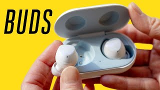 Galaxy Buds review: everything but the basics thumbnail