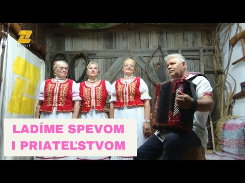 FOLKLÓR NA ZEMPLÍNE<br />Trio Zornica
