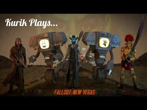 Fallout: NV Playthrough - Vengence