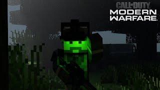 Bravo Six, Going Dark (Minecraft Animation)