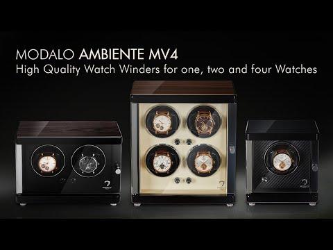 MODALO AMBIENTE MV4 Uhrenbeweger-Kollektion