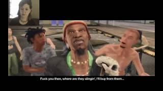 Let's Play Saints Row 2 Pt. 40   Desperate Crackheads