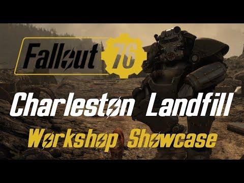 Fallout 76 Charleston Landfill 2 - смотреть онлайн на Hah Life