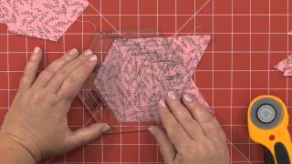 Hexagon Quilting Template - 5