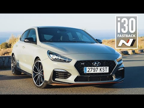 Hyundai i30 Fastback N: Road And Track Review   Carfection 4K