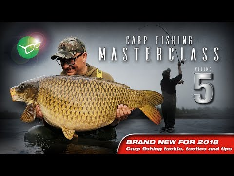 Korda Carp Fishing - Masterclass Vol 5 (DVD) OFFICIAL TRAILER