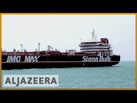 Analysis: UK and Oman demand Iran to release British oil tanker