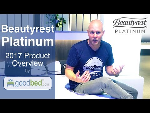 Beautyrest PLATINUM Mattress Options EXPLAINED by GoodBed (VIDEO)