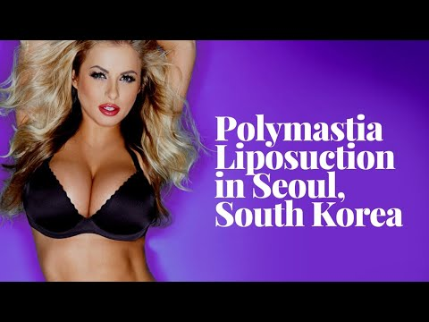Find the Best Package for Polymastia Liposuction in Seoul, South Korea