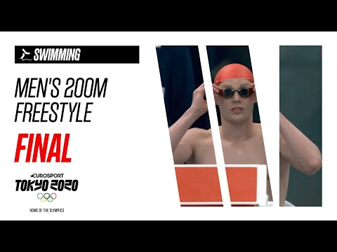 Mens 200m Freestyle Final</a> 2021-07-27