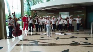 2016 Christmas Carols at HPE Cyberjaya - Winter Wonderland